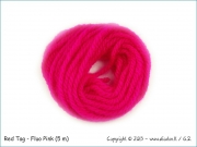 Red Tag - Fluo Pink (5 m)