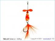 Turbinėlė (L) TBR647 / 3,20 g
