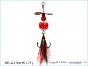 Turbinėlė (M) TBR635 / 2,34 g