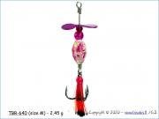 Turbinėlė (M) TBR640 / 2,45 g