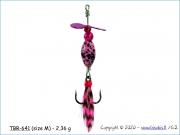 Turbinėlė (M) TBR641 / 2,36 g