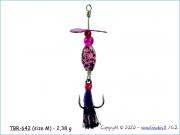Turbinėlė (M) TBR642 / 2,38 g