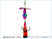 Turbinėlė (M) TBR643 / 2,25 g