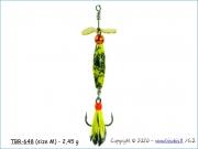 Turbinėlė (M) TBR648 / 2,45 g
