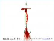 Turbinėlė (M) TBR650 / 2,48 g