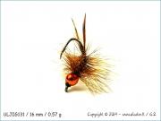 UL JIG musė ULJIG131 / 16 mm / 0,57 g