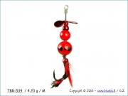 Turbinėlė (M) TBR539 / 4,20 g