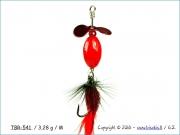 Turbinėlė (M) TBR541 / 3,28 g
