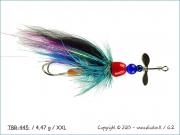 Turbinėlė (XXL) TBR445 / 4,47 g