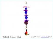 Žvangutis, tarškis ZVG-010 (5,6 cm / 5,4 g)