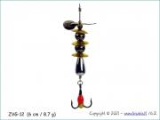 Žvangutis, tarškis ZVG-012 (6 cm / 8,7 g)