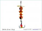 Žvangutis, tarškis ZVG-016 (5 cm / 3,8 g)