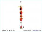 Žvangutis, tarškis ZVG-017 (6 cm / 4,1 g)