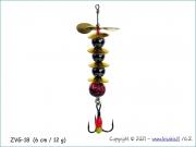 Žvangutis, tarškis ZVG-018 (6 cm / 12 g)